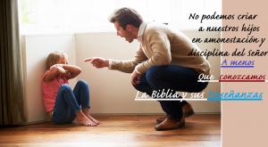 Criar hijos cristianos demanda conocimiento bíblico